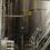 Production of beer, juice, fluids in metal tanks, pipes. Industry
